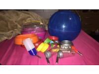Hamster accessories