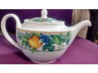 Wedgwood Eden teapot