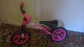 my first bike 18- 36months