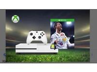 Xbox one s SWAP PS4