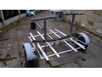 Boat & Bike Carrier trailer