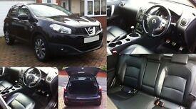 Nissan QASHQAI+2 1.5 dCi Tekna 5dr Recent MOT / Full service history £9'000