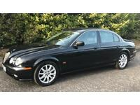 CHEAP TOP OF THE RANGE JAGUAR S TYPE 4.0L V8 (2001) year mot come with private plate UFC