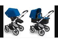 Bugaboo buffalo black and blue or Hoodless for unisex