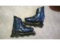 Rollerblade inline skates - Mens Size 9. As good as new, worn only 4 times! Cost £99 new!