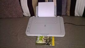 CANON PIXMA MG2450 inkjet photo printer, copier, scanner