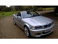 BMW 325Ci Convertible - Excellent Condition Throughout.