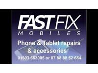 iPhone/smartphone repairs and unlocking