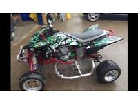2006 Yamaha YFZ 450 Road Legal Quad