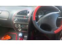 Citroen saxo, 1.1, runs perfectly