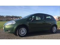 Fiat Punto Grande 2007 (56) Low Mileage