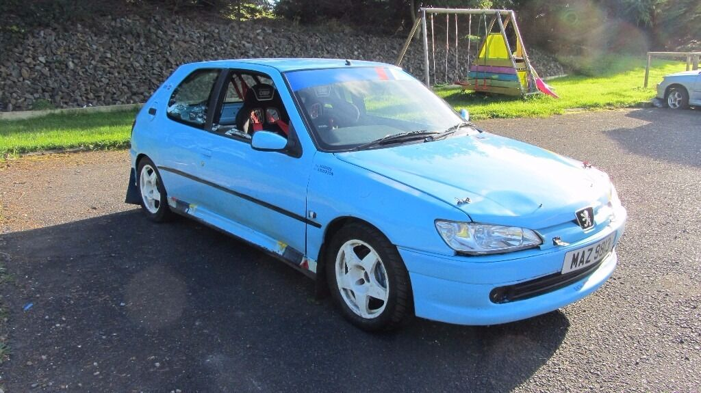Peugeot 306 Rally Car | in Tandragee, County Armagh | Gumtree