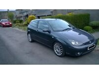 Ford Focus ST170 9 Months mot..... rust free ........ priced to sell