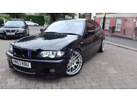 BMW 330D AUTO M SPORT 300BHP VERY GOOD CONDITION PX WELCOME