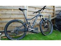 Giant Trance 27.5 11 speed shimano xt