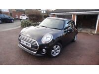 MINI ONE 1.2 TWINPOWER TURBO PETROL 2015 EXCELLENT CONDITION IN AND OUT