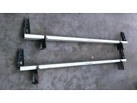 Citroën berlingo roof bars rack rails