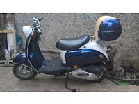 yiyang 50cc scooter /moped