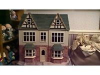 Country Manor Dolls House