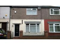 Three bedroom unfurnished Terrace On Heyes Street, located off Breckfield Road North,