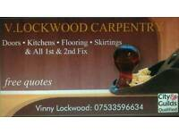 V.lockwood carpentry and building