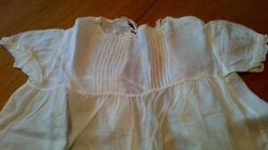 Antique cotton and lace christening gowns West Island Greater Montréal image 3
