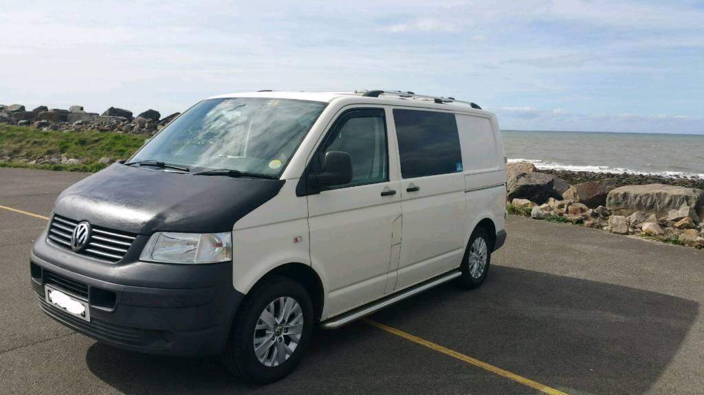 VW T5 camper / day van. Offers
