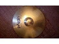Paist 101 18inch Crash Ride cymbal