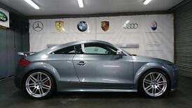 Audi tts Quattro s tronic