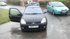 clio sport 182 dephaser pulley and belts done at 97,000 mot till 3/12/18 07564062549