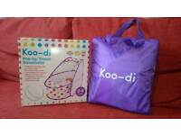 Koo-di pop up travel bassinette