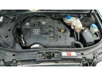 Audi a61.9tdi automatic breaking for parts engine code AVF