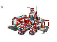 Lego Fire Station 7945
