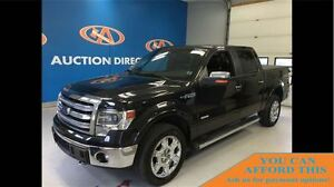 2014 Ford F-150 Lariat, ECO! NAVI! ,LOW KM'S,FINANCE NOW!!
