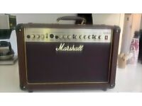 Marshall AS50 acoustic amp