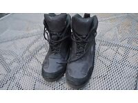for sale motorbike boots size 11
