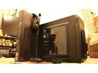 Gaming PC RAZER KEYBOARD MADCATZ RAT 3 MOUSE WIN 7 AMD FX-6300 6 Core Bulldozer OVERCLOCKED 3.7GHz