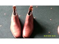 Anatomic Gel Chelsea Boot Size continantal 41 U.K. 7