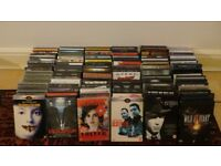 99 DVDs for sale, bargain price. Some rare and collectibles