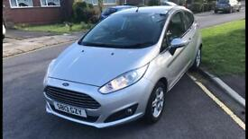 Ford Fiesta 1.25 Very Low Mileage