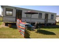 Holiday Caravan Hire, Sleeps 6 in Clacton-on-Sea