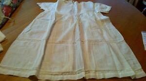 Antique cotton and lace christening gowns West Island Greater Montréal image 4