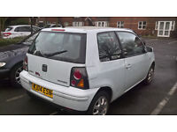 SEAT AROSA /LUPO L/BLUE BREAKING ALL PARTS