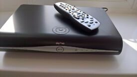 Sky HD + 500 gb & Remote