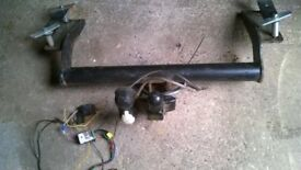 Towing bracket to suit '07 Vauxhall Vectra