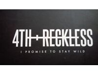 4th & reckless heels (new)