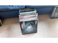107 x Hardcore Freeform 12'' Vinyls