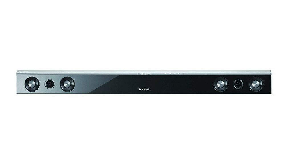 Samsung Crystal Surround Air Track Active Speaker System Sound Bar Hw D350