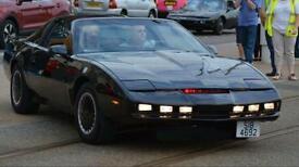 1982 Pontiac firebird trans am full kitt knight rider replica
