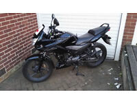 Honda Cbf 125 Low mileage